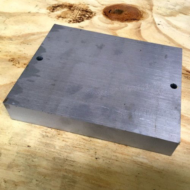 Picture of UNMACHINED OVERSIZED BLOCK FOR APSX-PIM