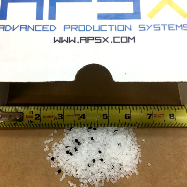 Picture of NYLON BLACK PELLETS (2 LBS)